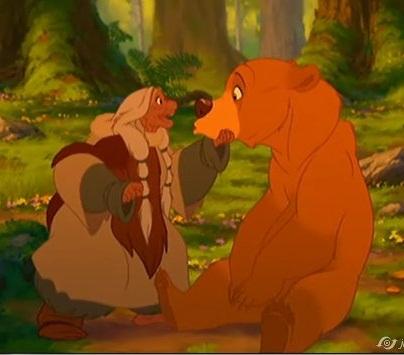 мультфильм братец медвежонок